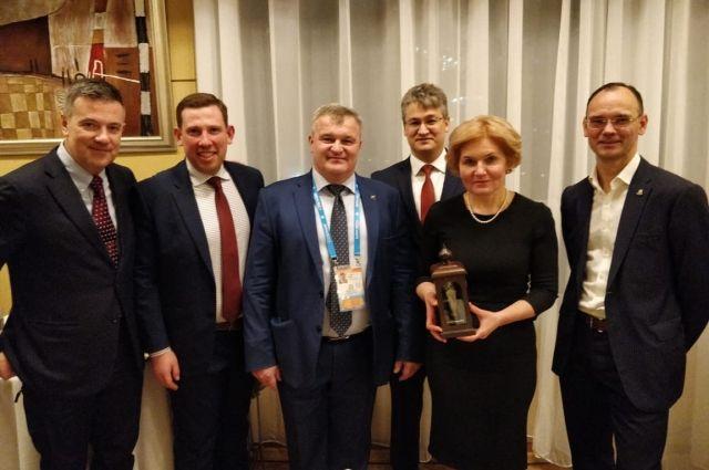 Делегация Кузбасса продолжает свою работу в Южно-Сахалинске, где проходят Первые Зимние Международные спортивные игры «Дети Азии».