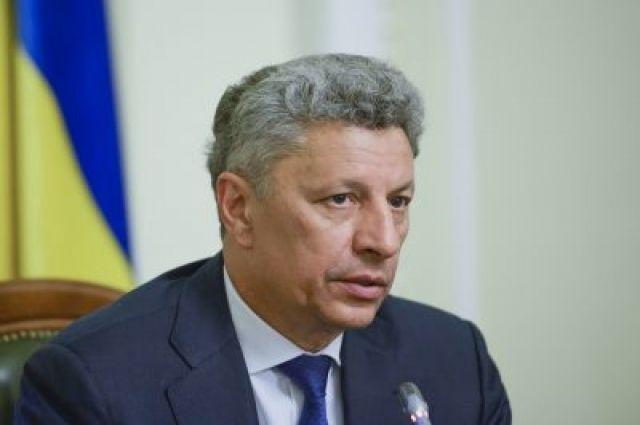 Бойко: Закрепление в Конституции курса в НАТО  отдаляет Украину от мира
