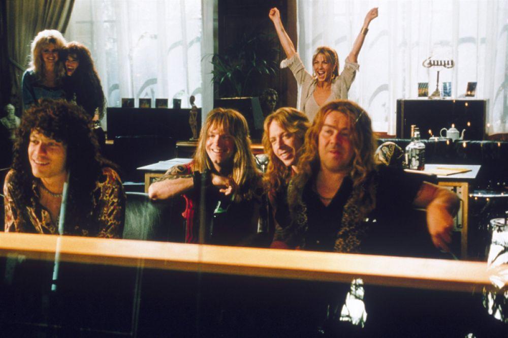 «Рок-звезда» (2001).