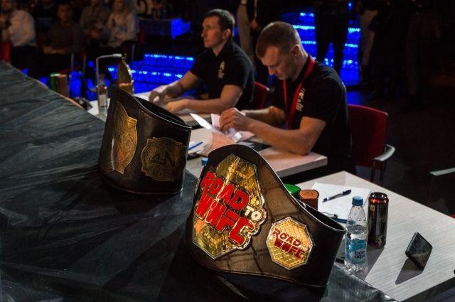 Лига WWFC впервые провела турнир по ММА в Минске