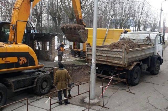 В Киеве из-за аварии тысячи жителей остались без тепла и горячей воды
