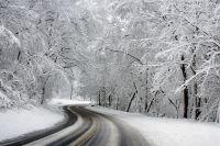 С 12 февраля в Киеве ожидается мокрый снег, что сильно повлияет на состояние дорог в столице.