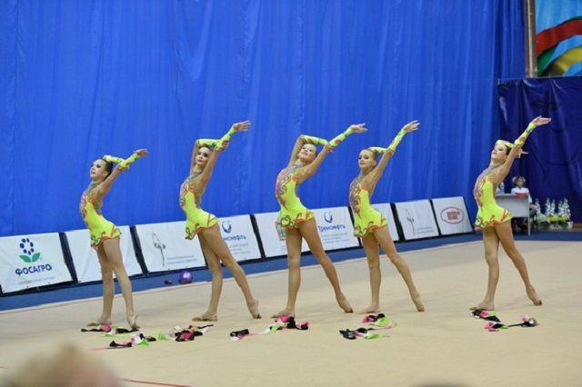 Хабаровские гимнастки взяли медали в США.