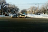 В Оренбурге в ДТП с «ВАЗом» и Nissan пострадал 8-летний ребенок
