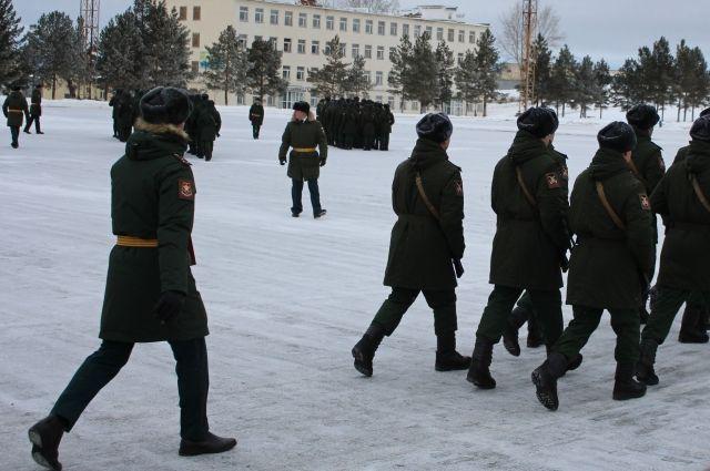 Пермяк служил в воинской части в Чебаркуле.