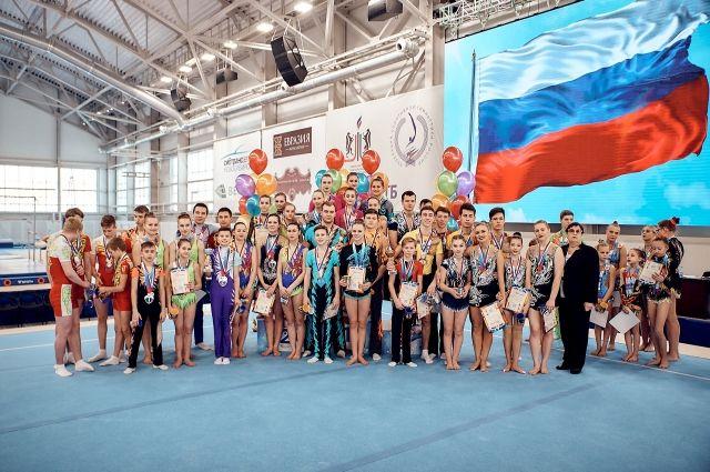 Турнир по спортивной акробатике проходил с 7 по 9 февраля.