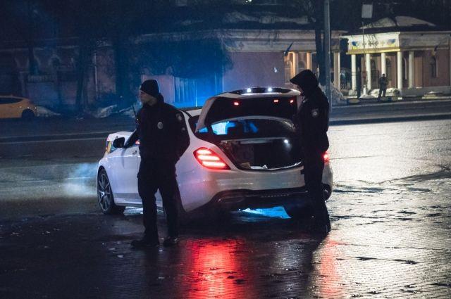 Стрельба случилась в Киеве на бульваре Леси Украинки возле ресторана.