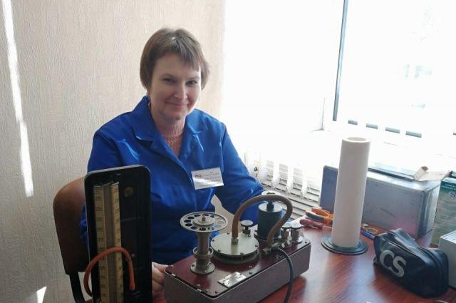 Оренбургский ЦСМ принял участие в акции Росстандарта по проверке тонометров
