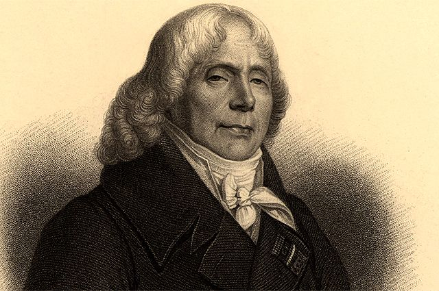 Шарль Морис де Талейран-Перигор, принц Беневенто. Гравюра.