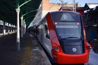 Электропоезд «Иволга». Именно такие электрички в дальнейшем будут курсировать по Московским  центральным диаметрам (МЦД).