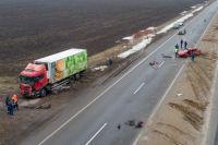 Жуткое ДТП под Днепром: есть погибшие