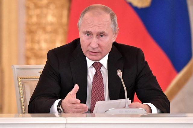 Путин сделал замечание главе Татарстана Минниханову photo