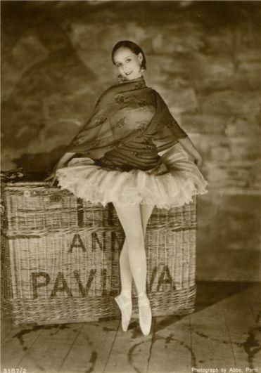 В балетное училище Анна попала после того, как увидела балет