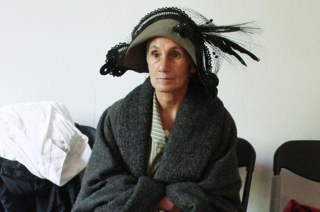 Роза Хайруллина запомнилась зрителям по сериалу