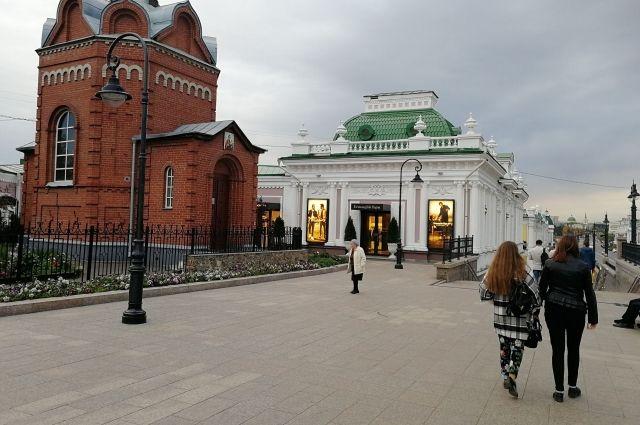 У Омске к приезду Путина отремонтируют дом купчихи Шаниной