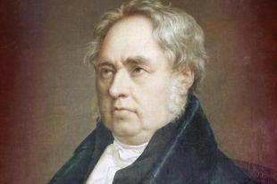 Иван Андреевич Крылов (1769-1844) портрет работы художника Н. М. Легашева из фондов Литературного музея.