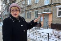 Леся Василенко гордится новыми подъездами.