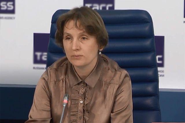 Елена Гришина.