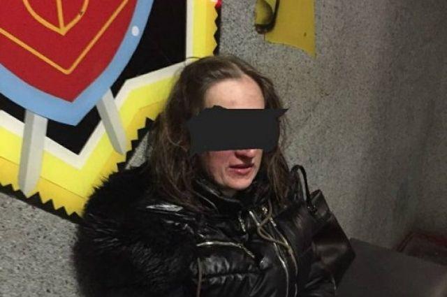 В Николаеве мать, бросившая с моста сына сказала, зачем хочет выйти из СИЗО