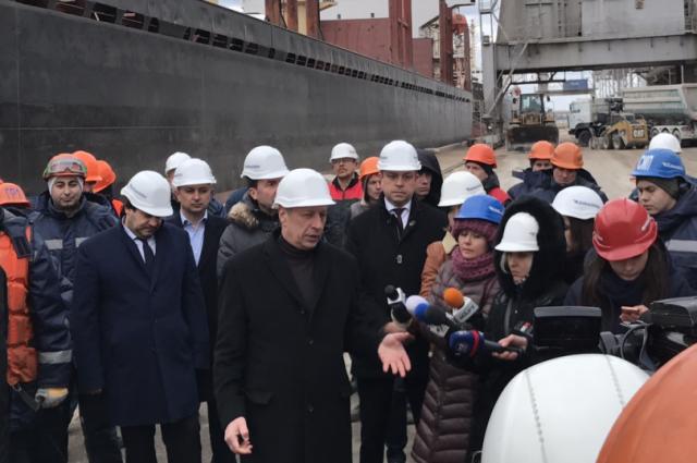 Бойко: Мы возродим Украинский торговый флот и привлечем инвестиции в порты