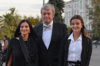 Екатерина и Александр Стриженовы с дочерью.