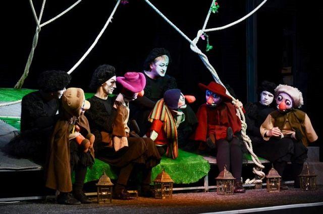 В Оренбургском театре кукол покажут специальный спектакль для влюбленных