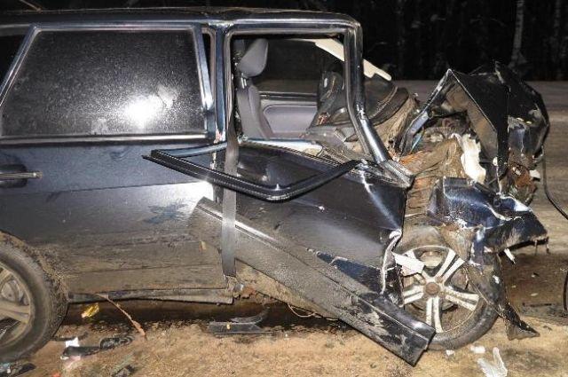 Полиция возбудила уголовное дело по факту смертельной аварии на трассе «Кудымкар - Гайны».