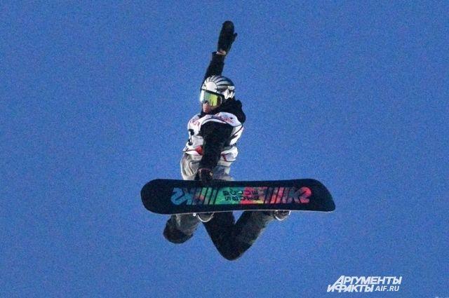 Всего в сборную России попали 38 сноубордистов.