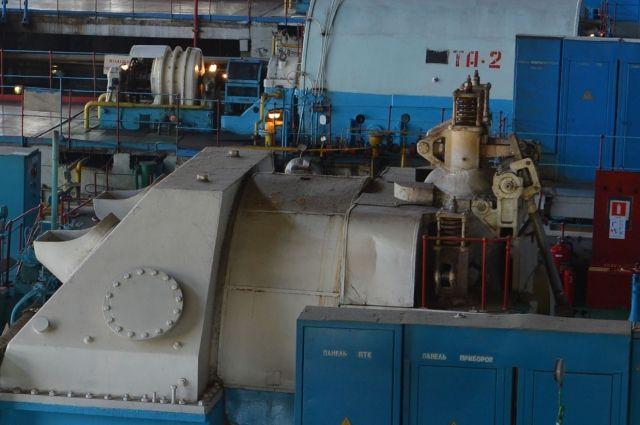 На Каргалинской ТЭЦ начались ремонтные работы.