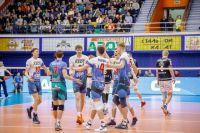 Четвертьфинальный матч с участием «Кузбасса» проходил в Кемерове.