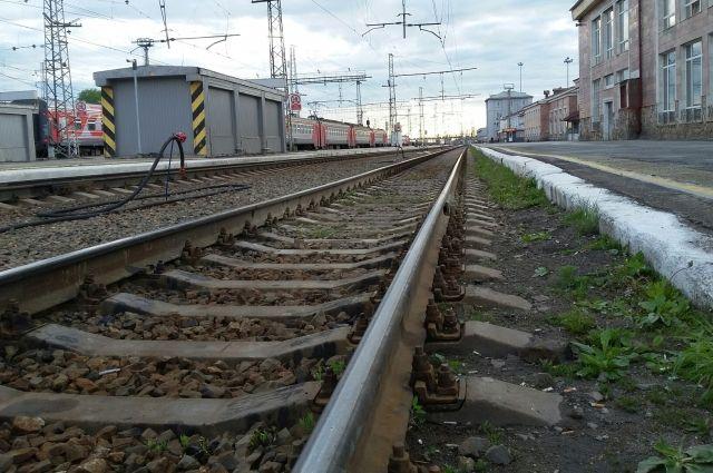 В пассажирском поезде №81 между вахтовиками произошла ссора.