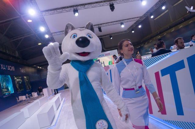команды из 58 стран приедут на Универсиаду в Красноярск.