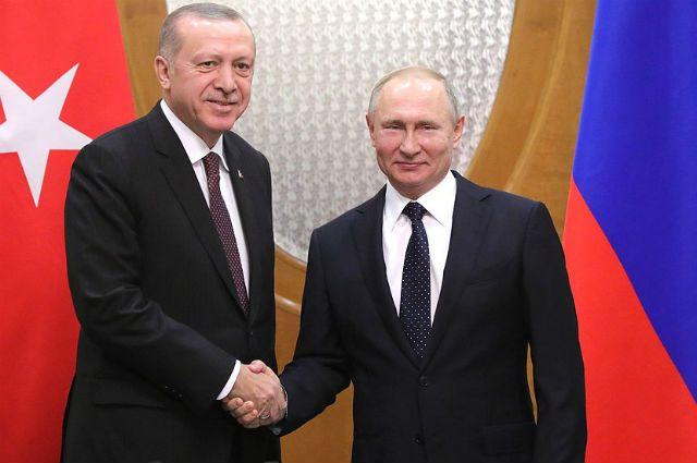Российская Федерация , Иран иТурция поддерживают суверенитет Сирии— Декларация саммита
