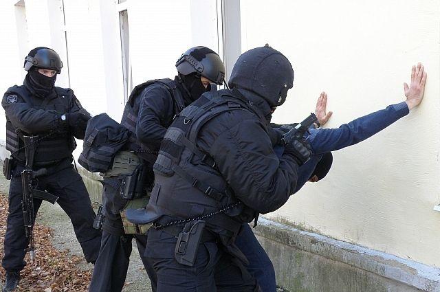 сотрудники ФСБ, архив