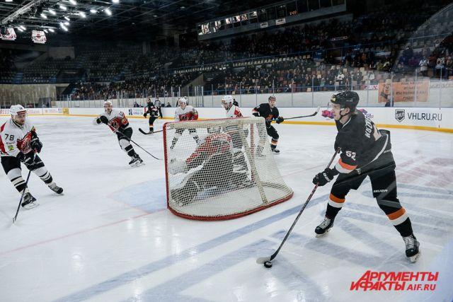 «Молот-Прикамье» проводит худший сезон в ВХЛ.