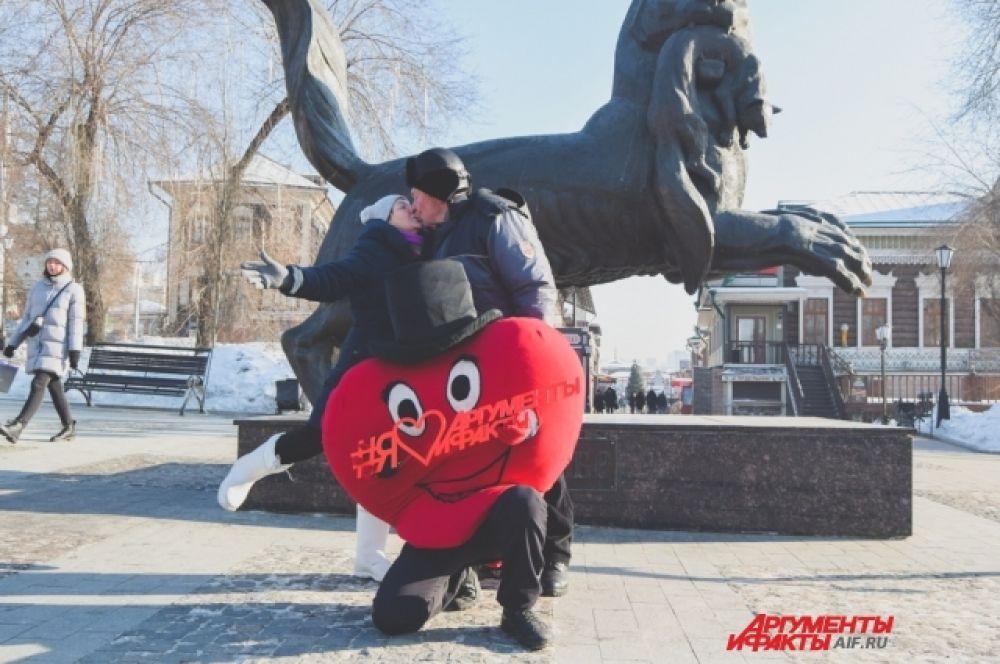 Мокины Владимир и Татьяна