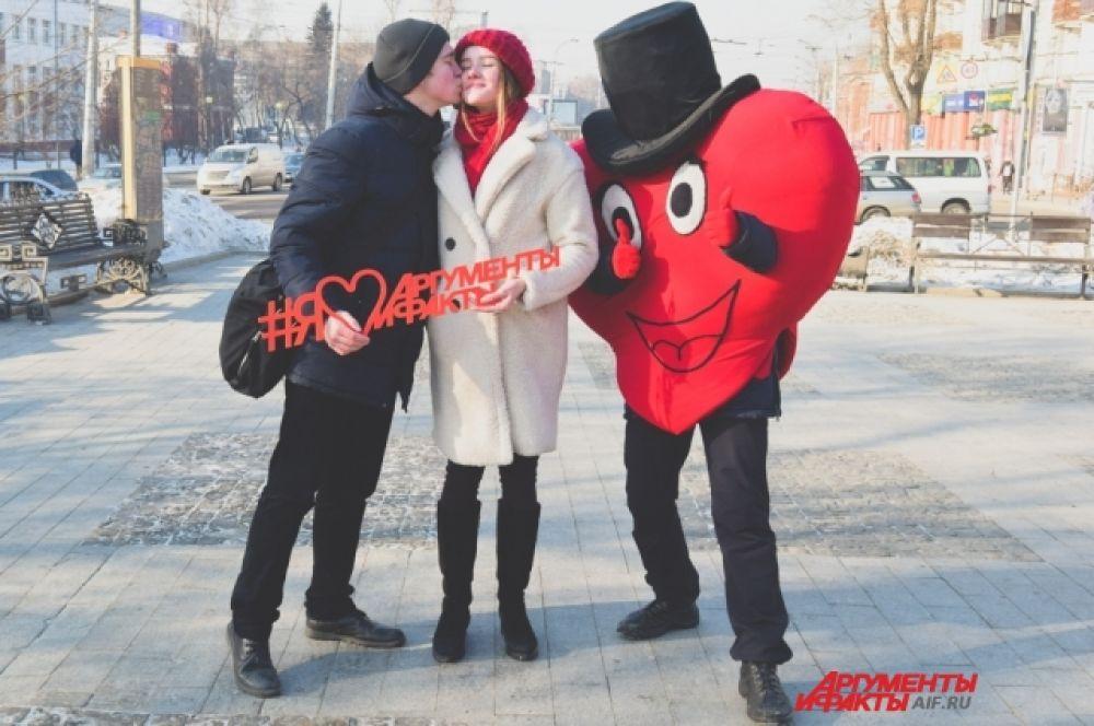 Писарькова Марина и Суханов Артём