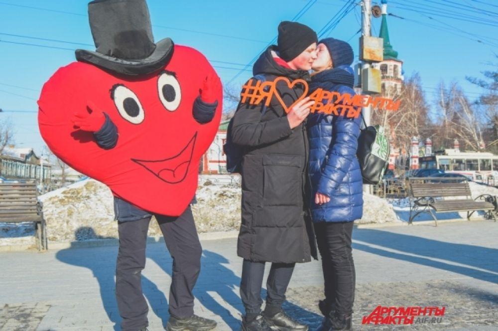 Михайленко Алексей и Залевская Галина
