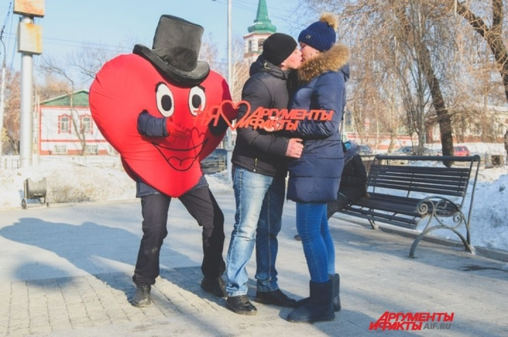 Берестенниковка Валерия и Александр