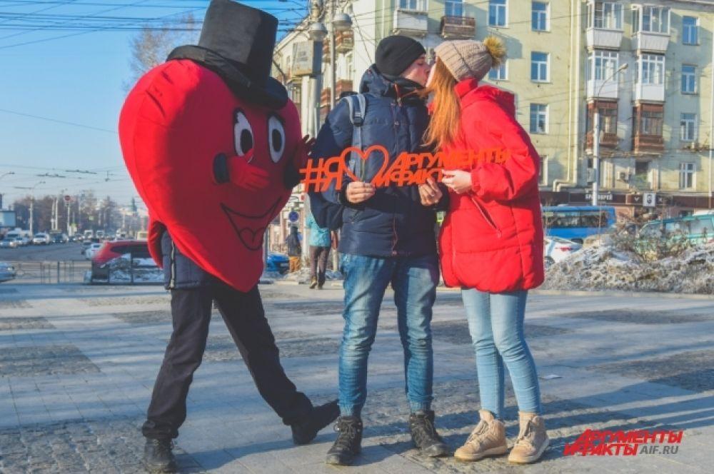 Корсак Василиса и Окунев Влад