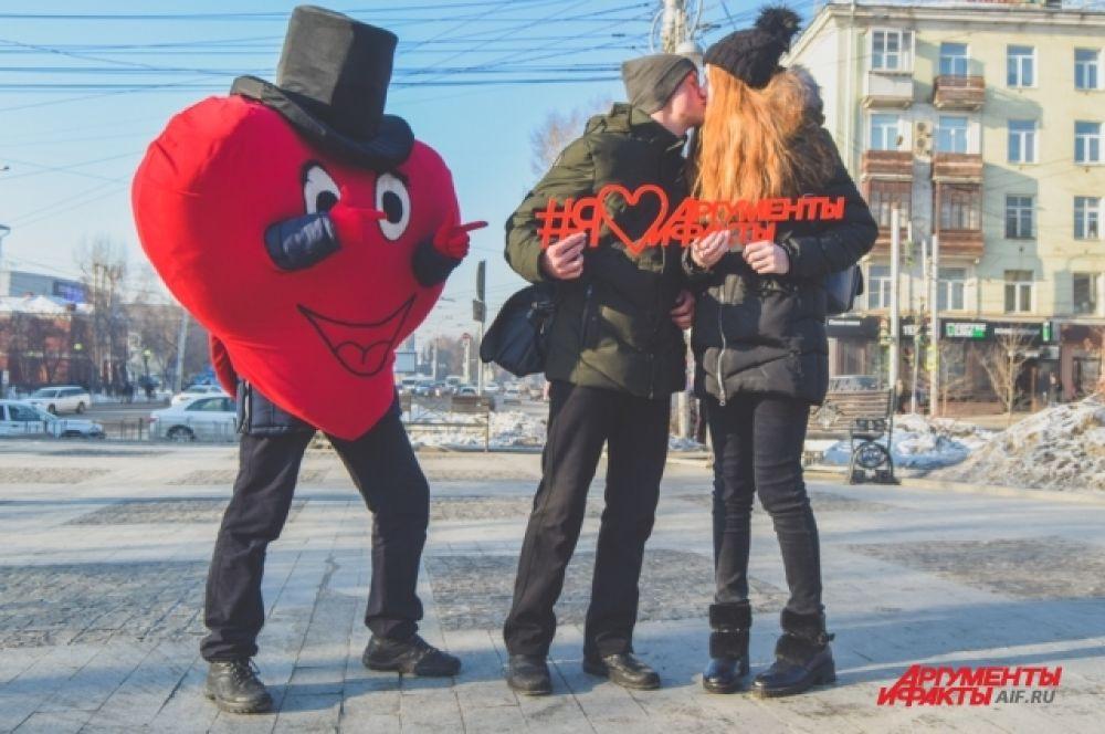Кузнецова Кристина и Ефимов Александр