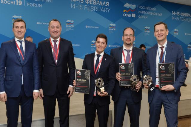 Три инфраструктурных проекта Ямала признаны лучшими в России