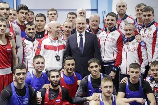 Габил Мамедов профессионально занимается боксом около 15 лет.