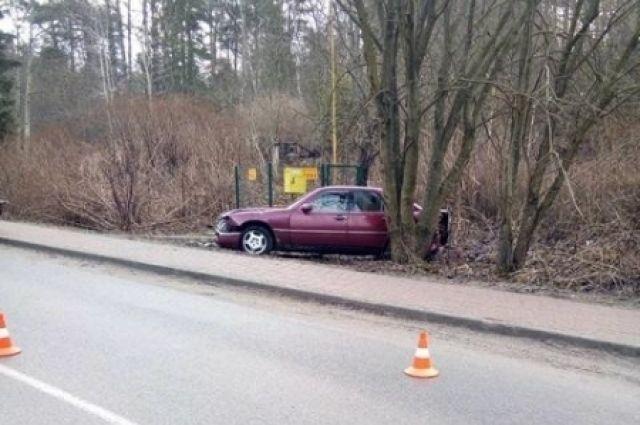 14 февраля в Калининградской области в ДТП пострадали две автомобилистки