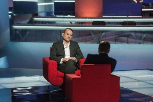 Медведчук рассказал, как вернуть Донбасс в Украину, а Украину на Донбасс