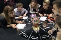 Тюменские школьники посетили чемпионат Европы по интеллектуальным играм