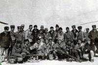 Группа спецназовцев с захваченными «Стингерами».