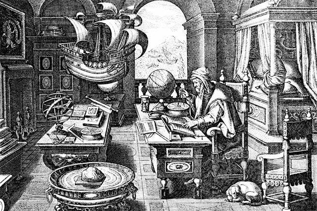 Тест: Бруно, Коперник или Галилей?