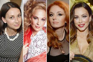 Анастасия Цветаева, Ирина Медведева, Лена Катина, Ани Лорак.