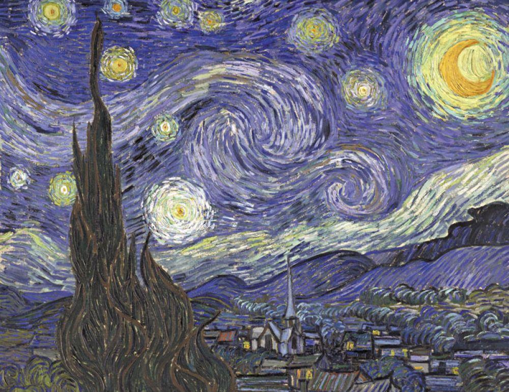 Винсент ван Гог. Распространено ошибочное утверждение, что при жизни ван Гога была продана только одна его картина — «Красные виноградники в Арле», но это не так. Художник действительно не был популярен в свое время, но все же сумел продать около десятка произведений. Однако по-настоящему известным стал только после смерти.